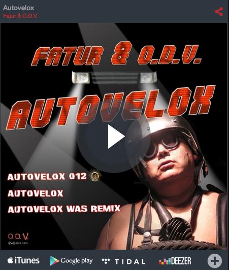 Autovelox (single) – Fatur & ODV - player
