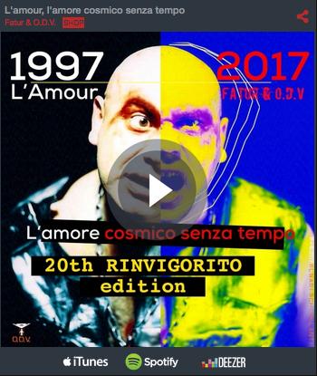 L'AMOUR (Rinvigorito) – Fatur & ODV - player