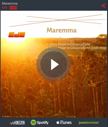 Maremma – EDE - Player