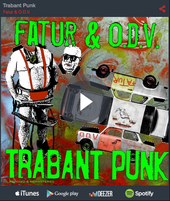 Trabant Punk – Fatur & ODV - player
