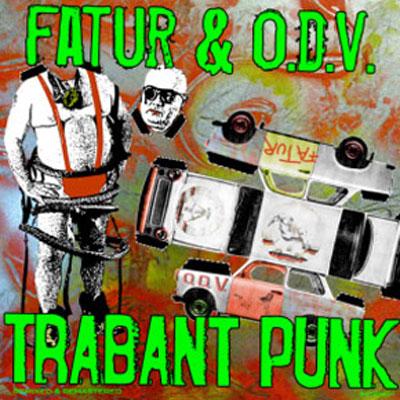 fatur trabant punk cover cd