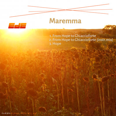 maremma release from EDE - cover