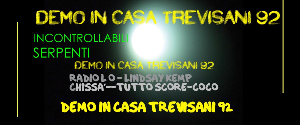 demo casa trevisani - italian new wave