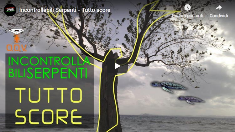 tutto score - Incontrollabili Serpenti