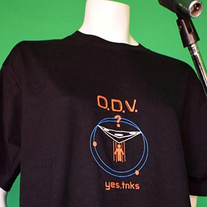 ODV tshirt - italian alternative music